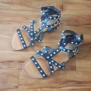 Circus by Sam Edelman Studded Sandals [D]